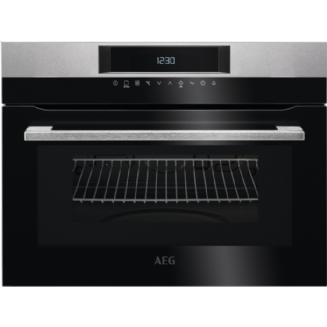 AEG Solo Microwave & Grill Compact Oven KMK721000M